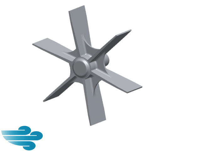 Cast Series Impeller Design