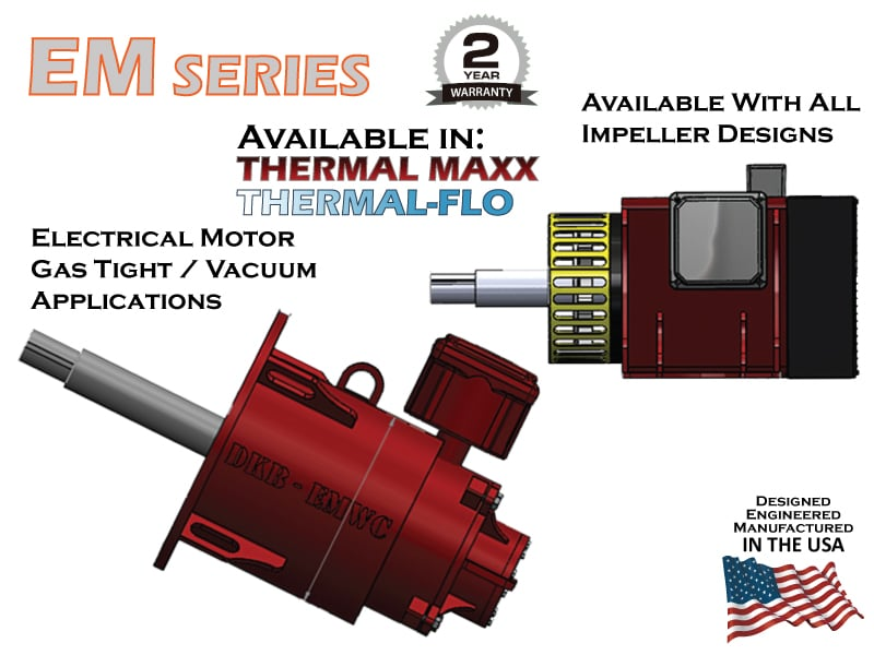 DeKalb Blower EM Series - Electrical Motor Design Series