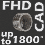 FHD Series CAD Housing Designs