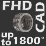 FHD Series CAD Housing Designs