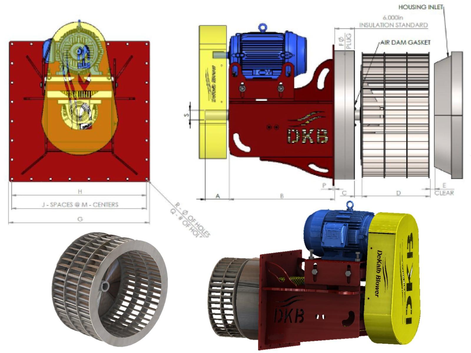 FHD Plug Fan Assembly Image