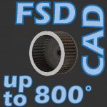 FSD Series CAD Housing Designs