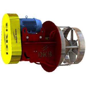 PAX Plug Fan with Integral Wheel Shroud
